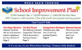 Whole Brain Teaching School Improvement Plan (Preview)