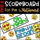 Whole Brain Teaching Scoreboard for the Whiteboard