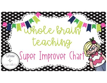 Whole Brain Teaching Super Improver Behavior Management