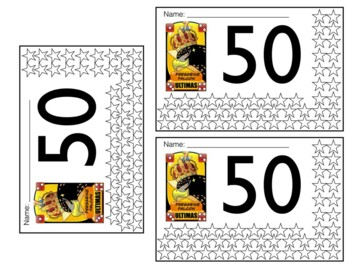 Whole Brain Teaching Super Improver Star Cards (Updated 8/2019)