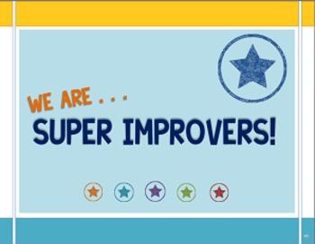 Whole Brain Teaching Super Improver Team