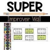 Editable Super Improver Wall Whole Brain Teaching