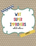Whole Brain Teaching Super Improvers Chart