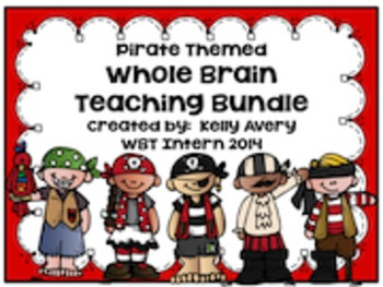 Whole Brain Teaching, Super Improvers Wall, Pirate Theme