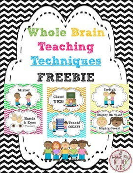 Whole Brain Teaching TECHNIQUES