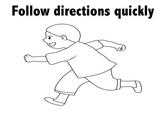 Whole Brain Teaching Visual Cues/Rules