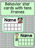 Behavior star cards