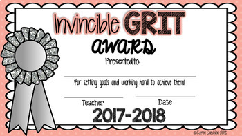 Whole Brain Virtues End-of-the-Year Awards FREEBIE!