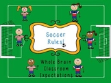 Whole Brain World Cup Soccer