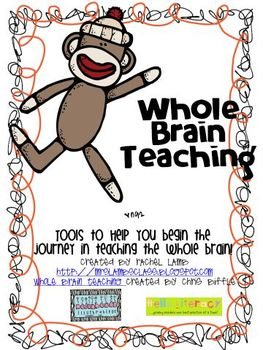 Whole Brain starter pack essentials {starring sock monkey}