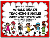 Whole BrainTeaching, Super Improvers Team, Super Improvers Wall,