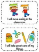 Whole Class Behavior Goals