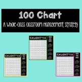 Whole-Class Classroom Management Chart