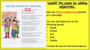 Whole Class Guided Reading: Poetry