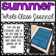 Whole Class Journal (Summer Themed)