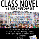 Whole Class Novel and Reading Workshop Unit