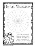 Whole Class Perfect Attendance Pie Chart