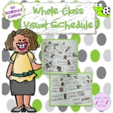 Whole Class Visual Schedule