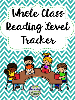 Whole Class Reading Level Freebie