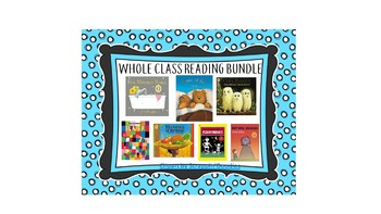 Whole Class Reading-Reading Planning and Resources