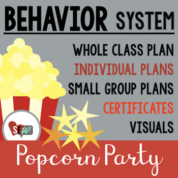 Positive Behavior Management System for Whole Class, Small