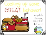 Whole Class Reward System: Fast food