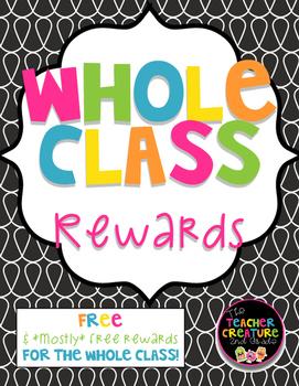 Whole-Class Rewards