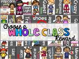 Whole Class Rewards {Editable}