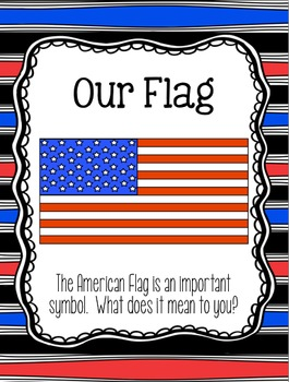 Whole Class Writing Journal Covers { Patriotic Edition }