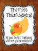 Whole Class Writing Journal Covers { Thanksgiving Edition }
