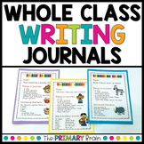Whole Class Writing Journal Covers for the Entire Year!