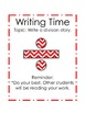 Whole Class Writing Journals {Math Version - 6 covers}
