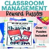 Classroom Management Board Puzzles