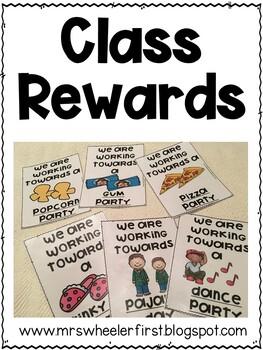 Whole-Group Classroom Rewards