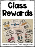 Whole-Group Classroom Rewards