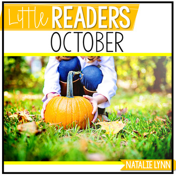 Whole Group Literacy for October