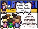 Whole Group Shared Reading Week 12