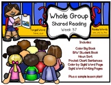 Whole Group Shared Reading Week 37