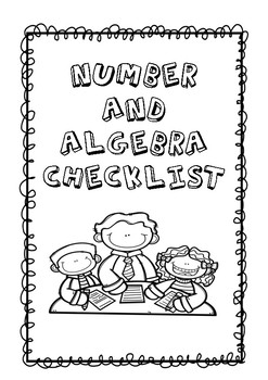 Whole Number Checklists