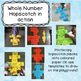 Partitioning numbers activity - Place Value game using 3 digit numbers: Year 2