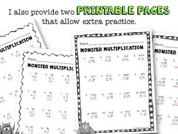 Multiplication PowerPoint