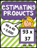 Estimating Products, FREE Guided Notes and Exit Quiz, Complete Lesson Packet