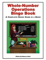 Whole-Number Operations Bingo Book