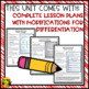 Whole Number Operations Interactive Notebook Grades 5-6