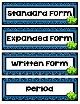 4th Grade TEKS Whole Number Place Value Interactive Journal *FREEBIE*