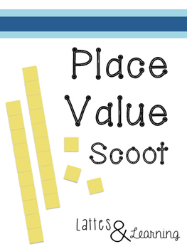 Whole Number Place Value Scoot