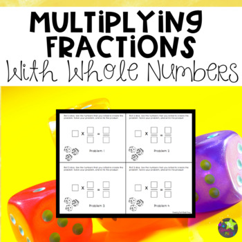 Multiplying Fractions Activity