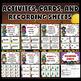 Number Sense Activities Task Cards