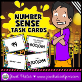 Number Sense Activities (Number Sense Task Cards)