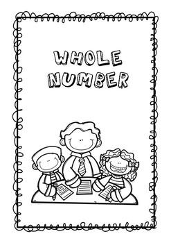 Whole Number Worksheets